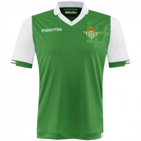 Real Betis Sevilla Away football shirt 2014/15 - Macron