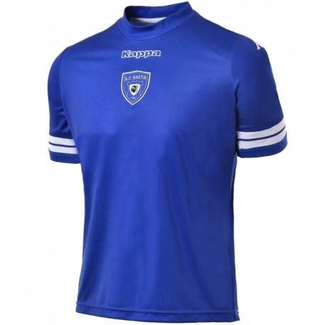 SC Bastia Home football shirt 2013/14 - Kappa