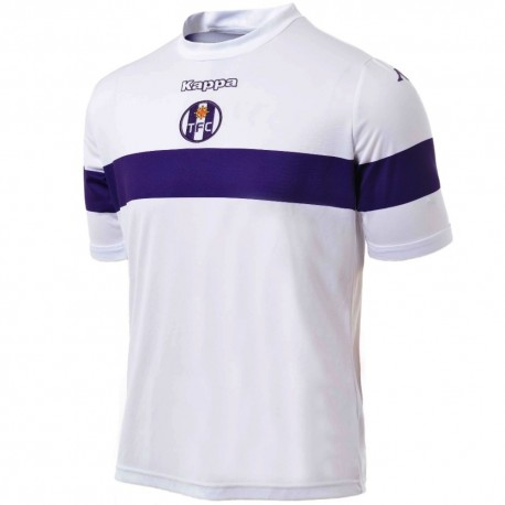 FC Toulouse Away football shirt 2013/14 No Sponsor - Kappa