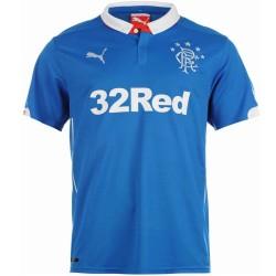 Glasgow Rangers Home soccer jersey 2014/15 - Puma