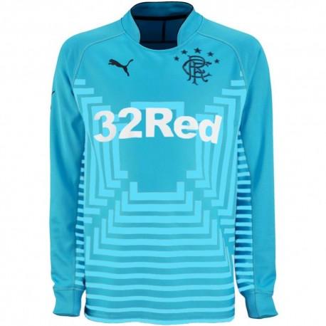 Glasgow Rangers Away soccer goalkeeper jersey 2014/15 - Puma