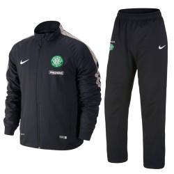 Celtic Glasgow presentation tracksuit 2014/15 black - Nike