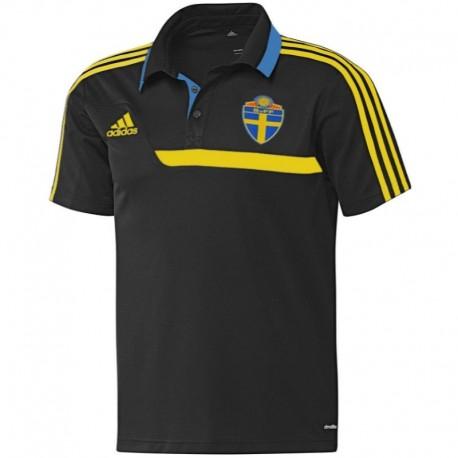 Sweden national team presentation polo 2013/14 - Adidas