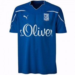 Lech Poznan (Poland) Home football shirt 2011/12 - Puma