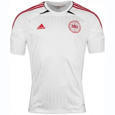 Denmark Away football shirt 2012/13 - Adidas