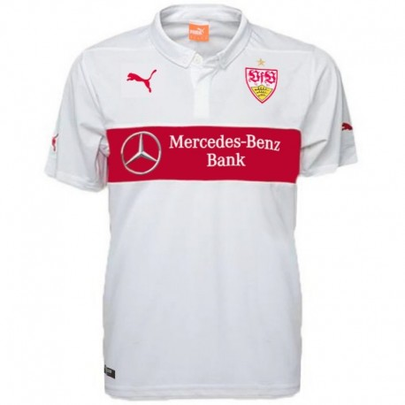 VFB Stuttgart Home football shirt 2014/15  - Puma