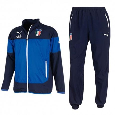 Italy national team Presentation tracksuit 2014/15 - Puma