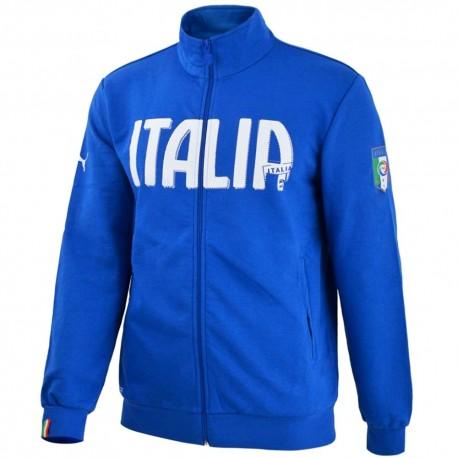 Italy national team Presentation cotton jacket 2014/15 - Puma