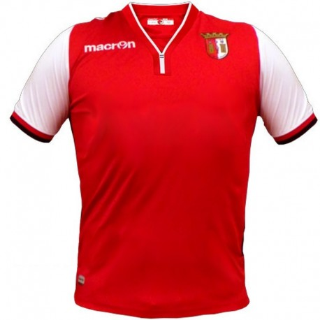 Sporting Braga 2014/15 Home football shirt - Macron