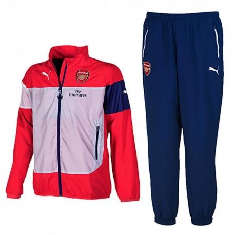 Arsenal FC presentation tracksuit 2014/15 - Puma