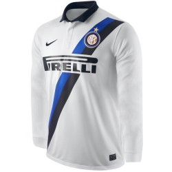 FC Inter Milan Away shirt 2011/13 Player Issue L/S - Nike