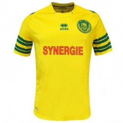 FC Nantes Home Soccer Jersey 2013/14-Errea