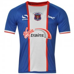 Carlisle United FC home Football shirt 2014/15 - Sondico