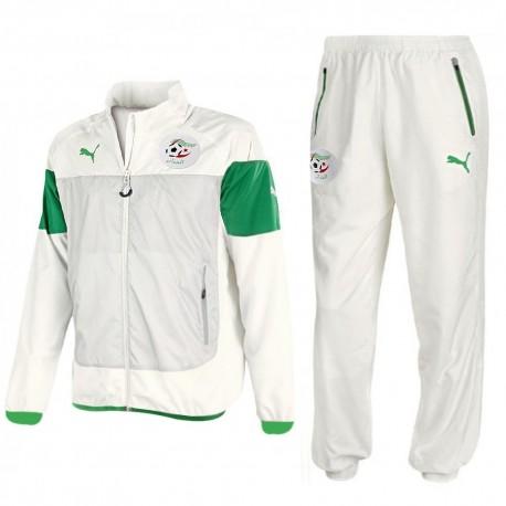 Algeria national team presentation tracksuit 2014/15 - Puma
