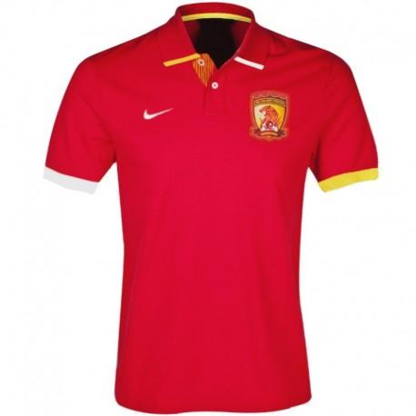 Guangzhou Evergrande FC presentation polo shirt 2014/15 - Nike