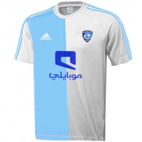 Al-Hilal Riyadh away Football shirt 2013 - Adidas