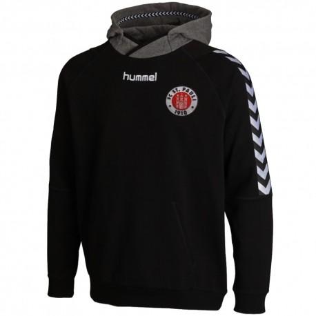 FC St. Pauli presentation hoody 2014/15 - Hummel