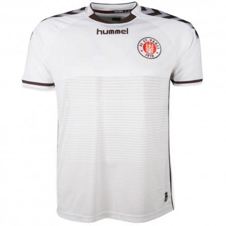 FC St. Pauli Away Football shirt 2014/15 - Hummel
