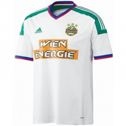 SK Rapid Wien Away Football shirt 2014/16 - Adidas