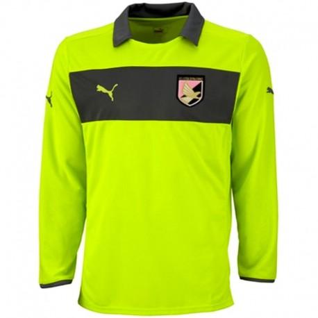 US Palermo Away goalkeeper football shirt 2013/14 - Puma
