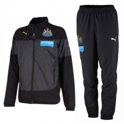 Newcastle United football presentation tracksuit 2014/15 - Puma