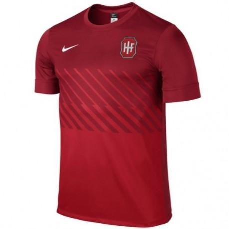 Football Jersey Hvidovre IF (Denmark) «2012-Nike