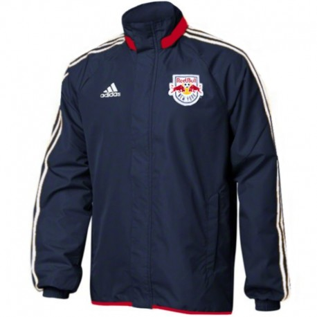 New York Red Bulls training rain jacket 2014/15 - Adidas