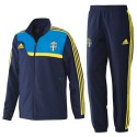 Sweden national team presentation tracksuit 2014 - Adidas