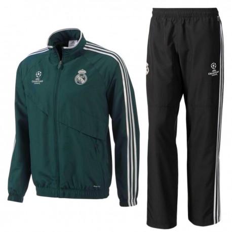 Real Madrid UCL presentation tracksuit 2012/13 - Adidas