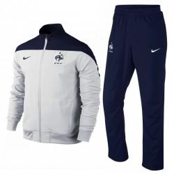 France national soccer team Presentation tracksuit 2014/15 - Nike