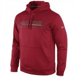 NFL San Francisco 49ers presentation hoodie 2015 - Nike