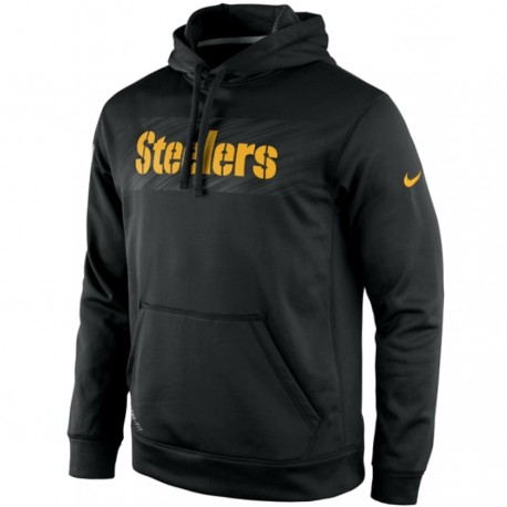 NFL Pittsburgh Steelers presentation hoodie 2015 -  Nike