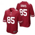 San Francisco 49ers Shirt Home - 85 Davis Nike