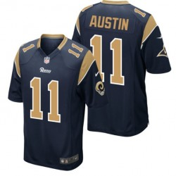 St Louis Rams Shirt  Home - 11 Austin Nike