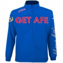 Getafe CF presentation track jacket 2011 - Joma