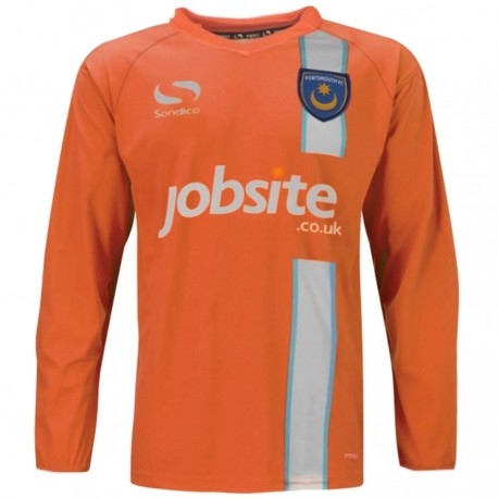 Portsmouth FC Home goalkeeper shirt 2014/15 - Sondico