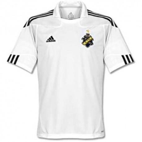 AIK Stockholm Away Soccer Jersey-Third 2010/12-Adidas