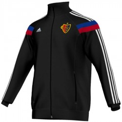 FC Basel presentation Anthem jacket 2014/15 - Adidas