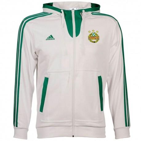 Rapid Wien presentation hooded jacket 2014/15 - Adidas