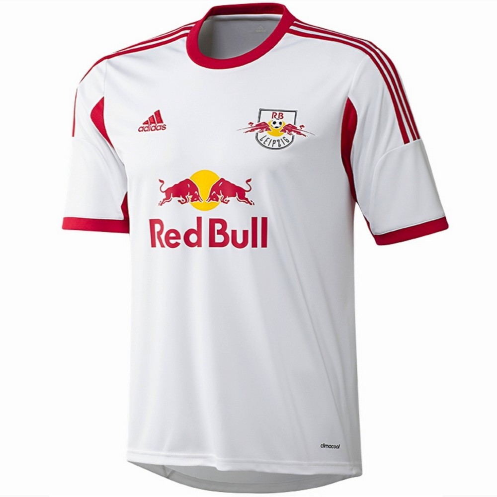 maillot de foot red bull leipzig domicile 2013 14 adidas sportingplus passion for sport. Black Bedroom Furniture Sets. Home Design Ideas