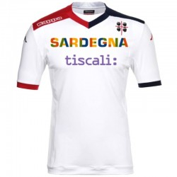 Cagliari Calcio away football shirt 2014/15 - Kappa