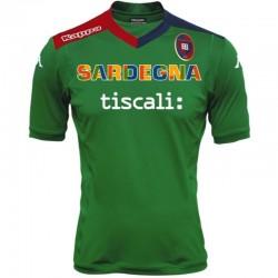 Cagliari Calcio Home goalkeeper shirt 2014/15 - Kappa