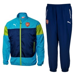 Arsenal FC UCL presentation tracksuit 2014/15 - Puma