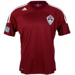 MLS Colorado Rapids Home football shirt 2013 - Adidas