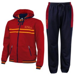 AS Roma cotton presentation tracksuit 2013/14 - Asics