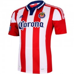 MLS Chivas USA Home football shirt 2013 - Adidas