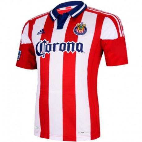 5597f31fc79 MLS Chivas USA Home football shirt 2013 - Adidas - SportingPlus ...