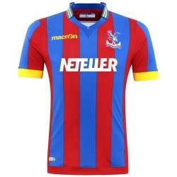 Crystal Palace FC Home football shirt 2014/15 - Macron