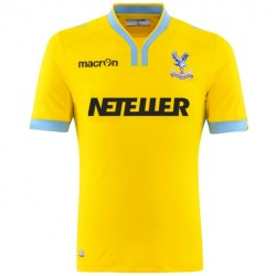 Crystal Palace FC Away football shirt 2014/15 - Macron