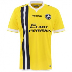 Millwall FC Away football shirt 2014/15 - Macron